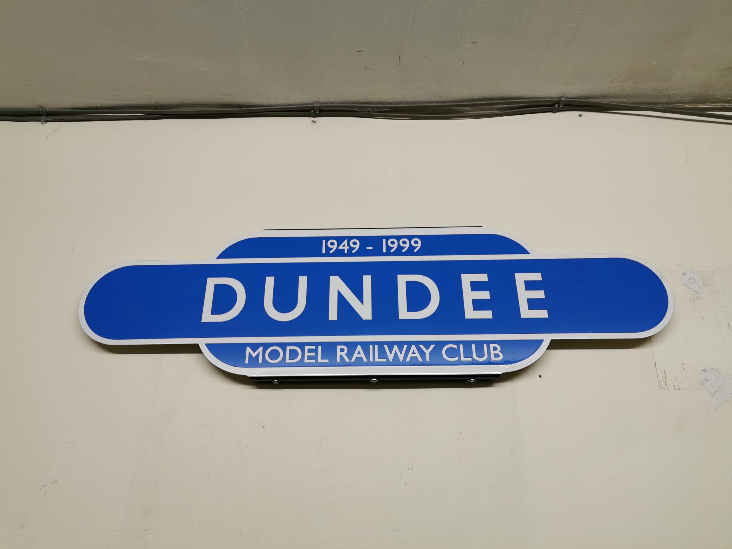 Dundee Model Railway Club Logo