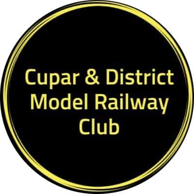 Modern Cupar Model Railway Club Logo